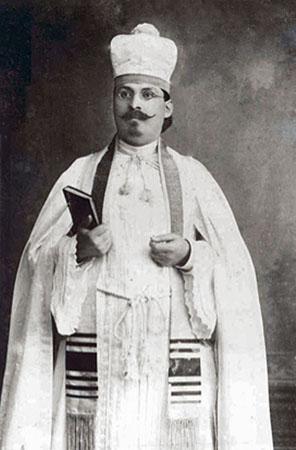 Cantor Bernhard Wladowsky