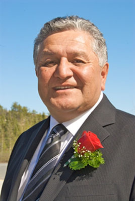 George Tuccaro, Commissioner