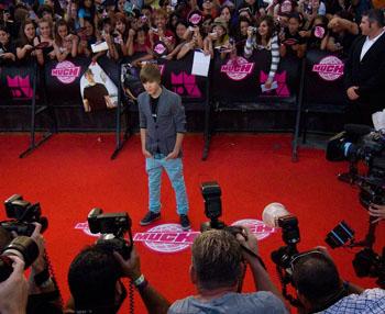 Justin Bieber,  2010.