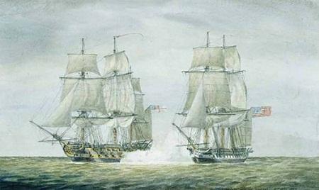 HMS Leopard, USS Chesapeake