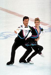 Tracy Wilson et Rob McCall