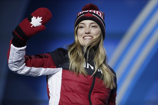 Justine Dufour-Lapointe