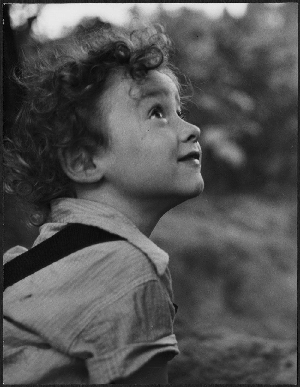 Jeune immigrant fran\u00e7ais, Toronto, 1955
