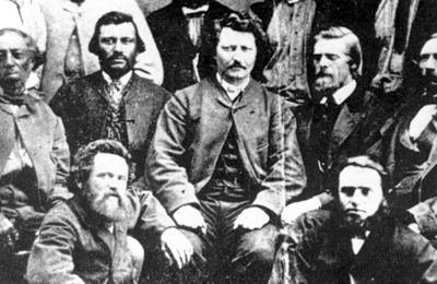 Louis Riel and the Provisional Government