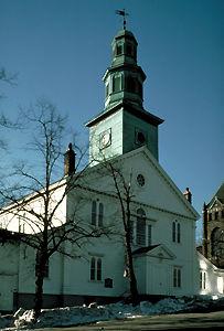 St Paul's Church, Halifax