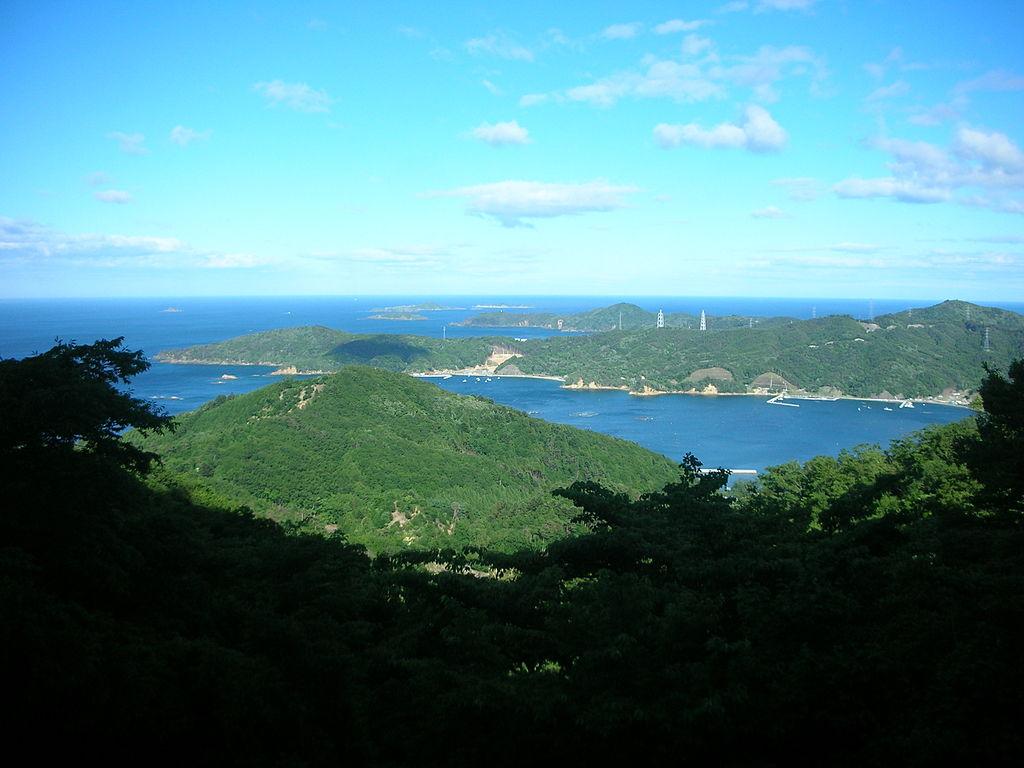 Onagawa Bay
