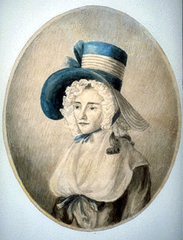 Elizabeth Simcoe, artist and author