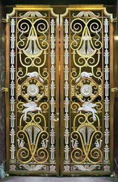 Bank of Nova Scotia, gates