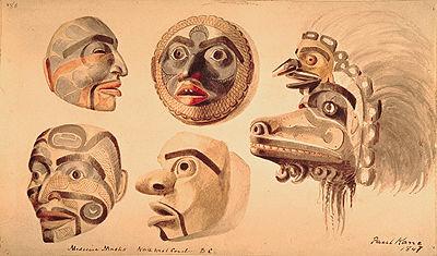 Masques curatifs