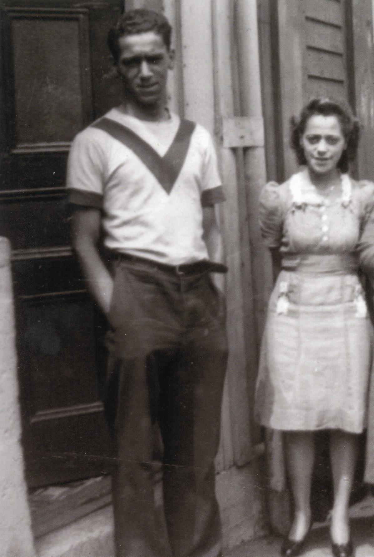 Viola and Jack Desmond