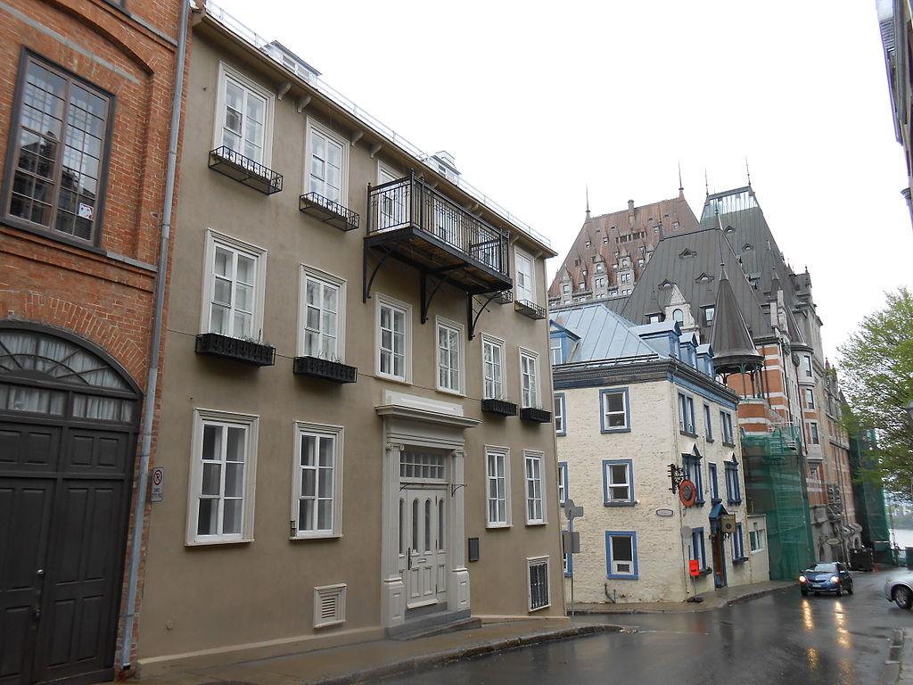 Pierre-Stanislas-et-Elzéar-Bédard House, Québec City