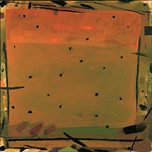 Mondrian and the Prairie Landscape
