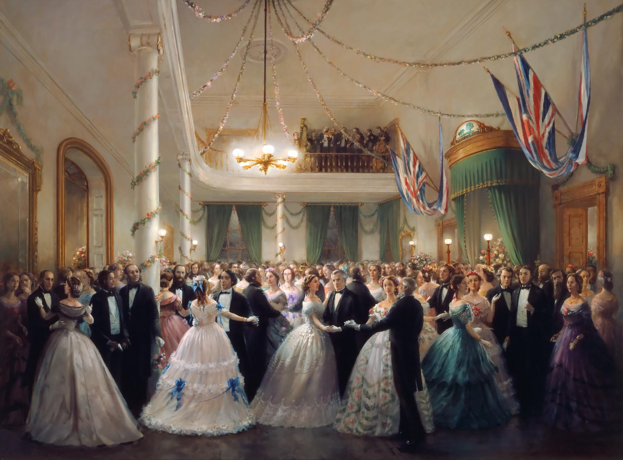 Province House Ball 1864