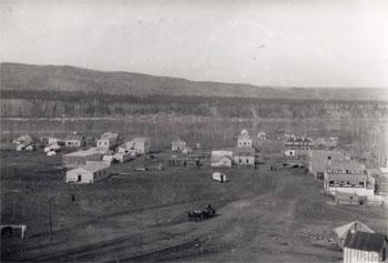 Peace River Crossing, 1914