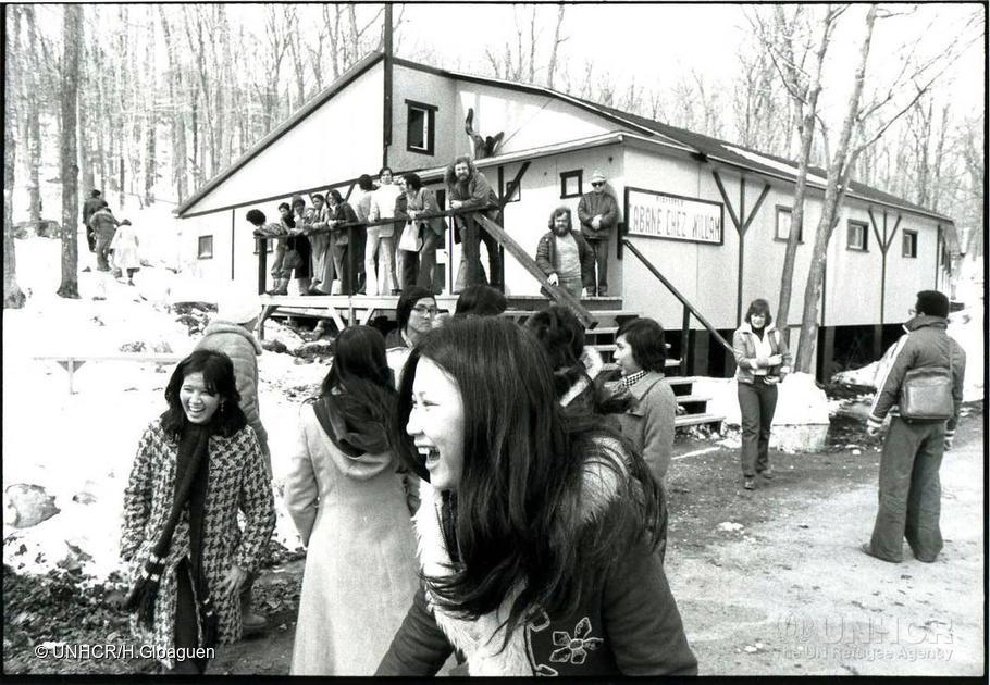 Accueil et intégration des réfugiés vietnamiens au Canada, 1979