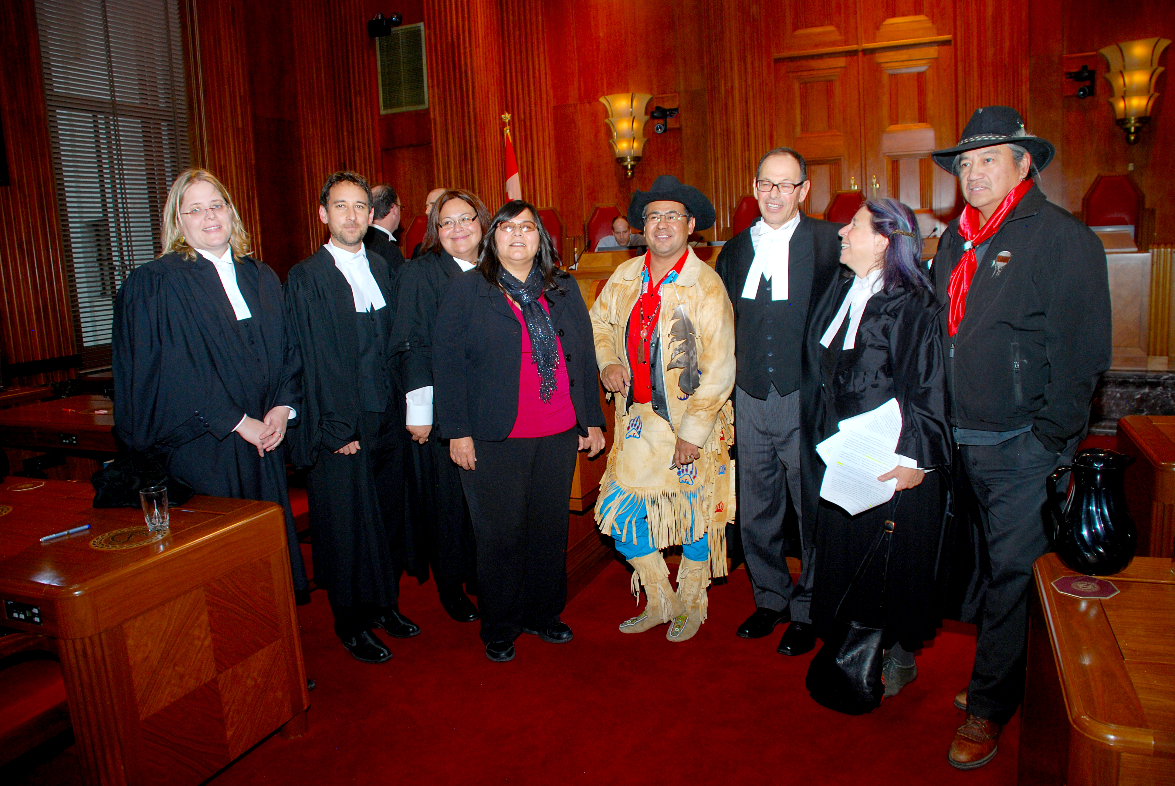 Tsilhqot'in Nation v. British Columbia
