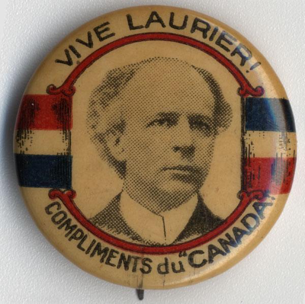 Vive Laurier!