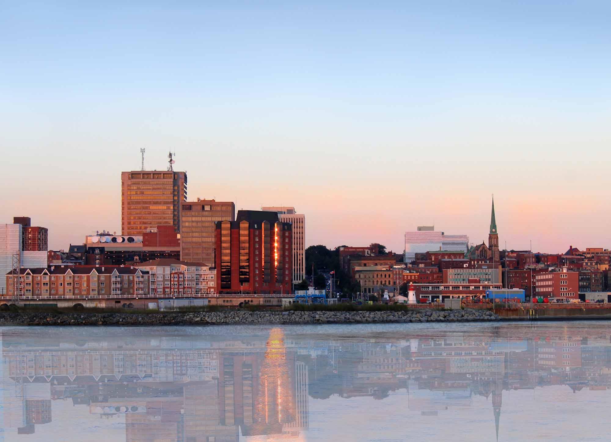 Saint John, Nouveau-Brunswick