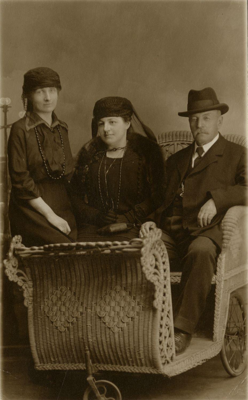 Lacoste family member