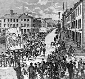 Origins of Labour Day