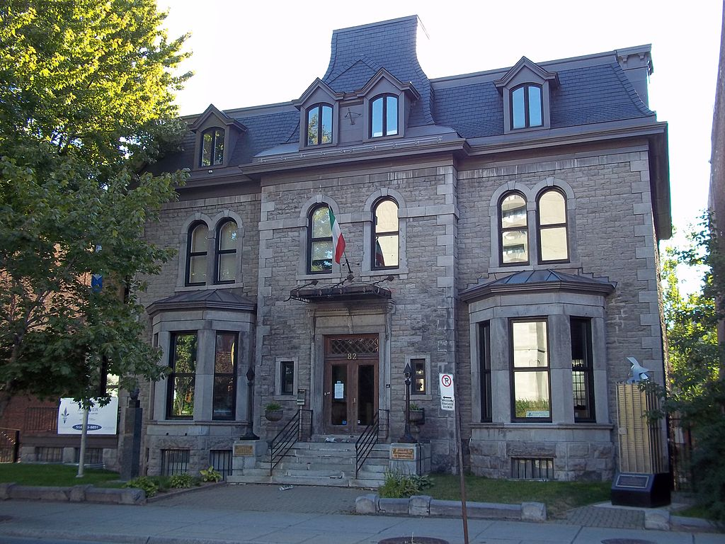 Ludger-Duvernay House, Montreal