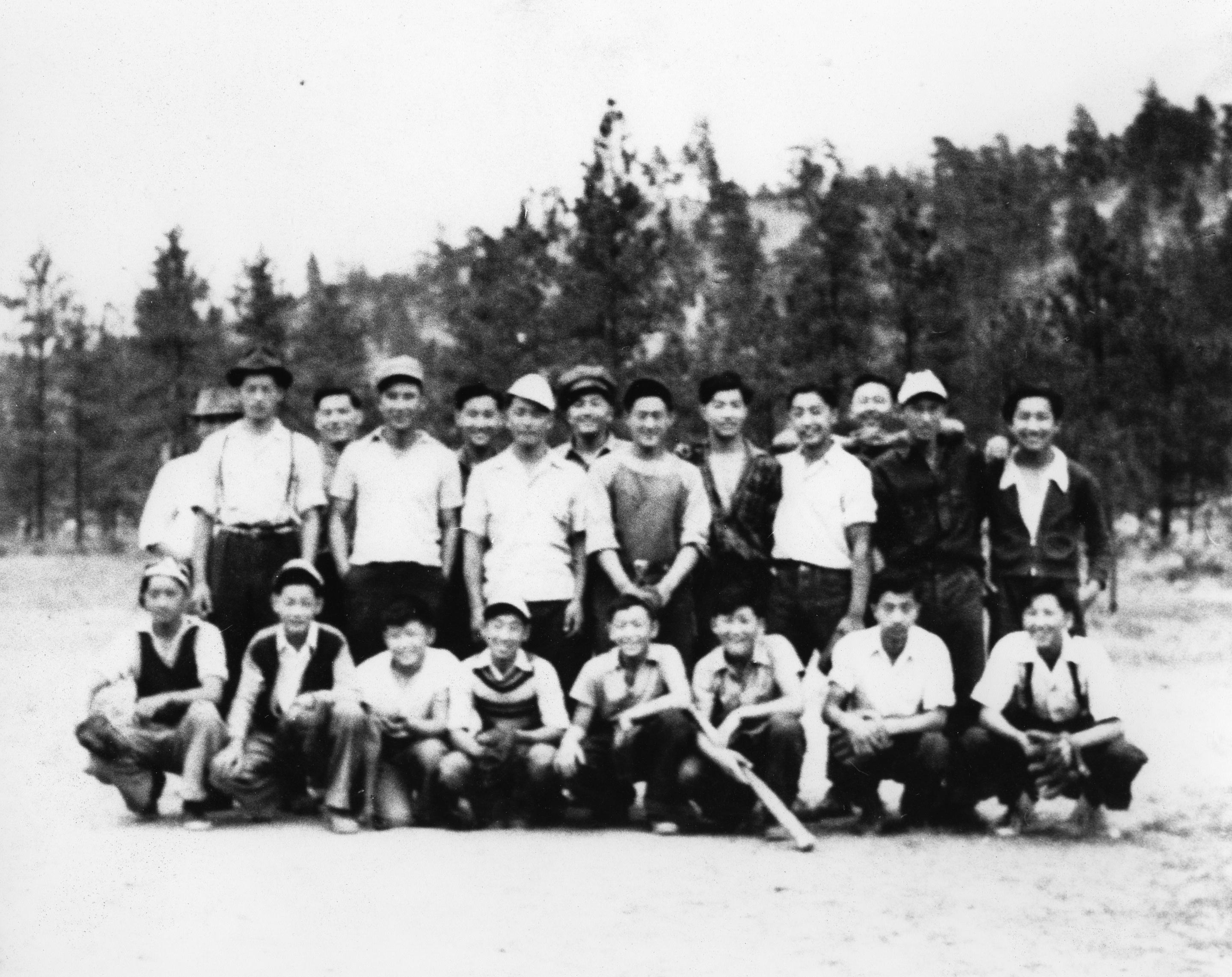 Équipe de softball d