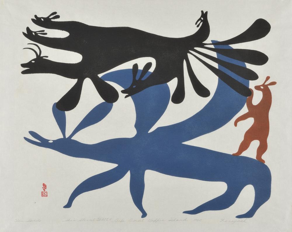Hare Spirits (1960)