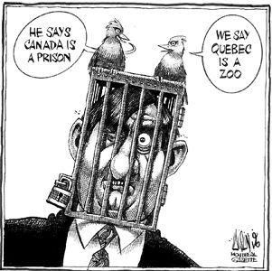Prison ou zoo?