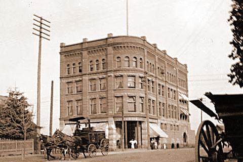 Vancouver HBC, 1898