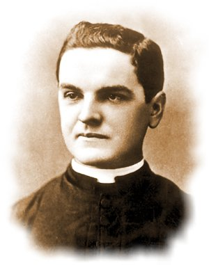Father Michael J. McGivney founder of the Knights of Colombus