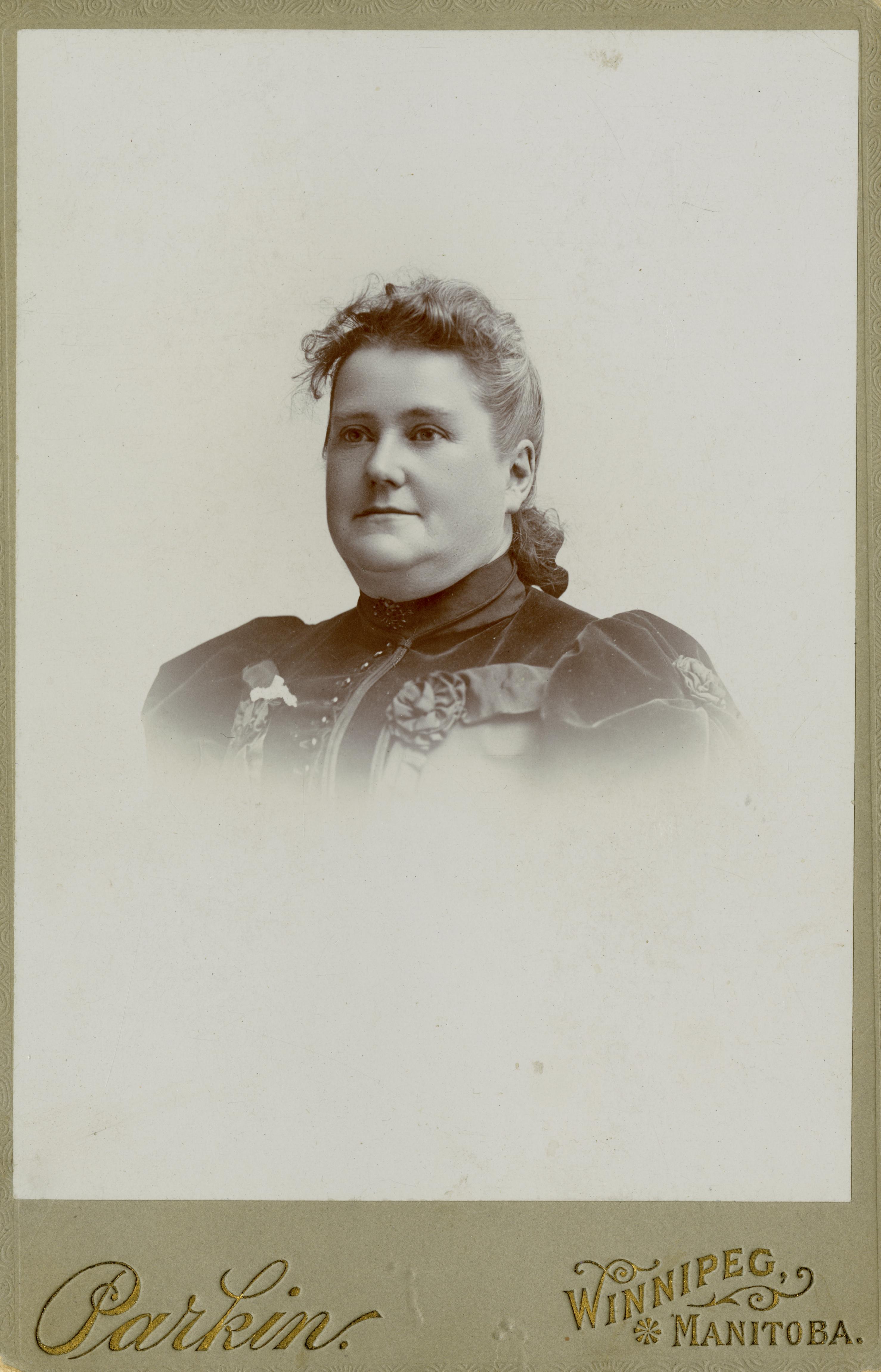Dr. Amelia Yeomans