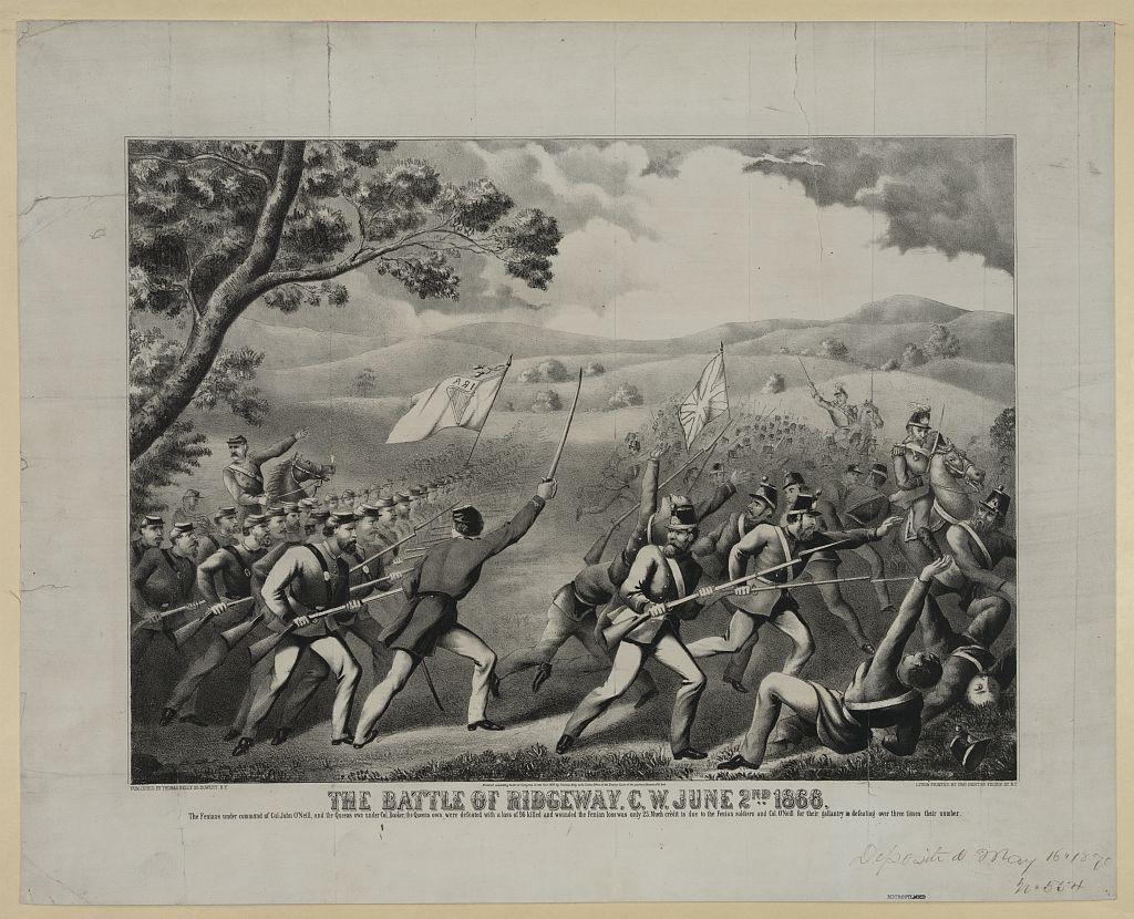 Bataille de Ridgeway