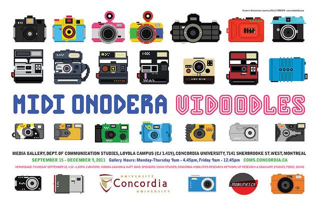 Midi Onodera, Vidoodles