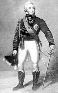 Sherbrooke, sir John Coape