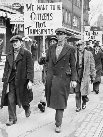 The Single Men's Unemployed Association