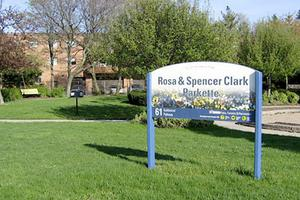 Rosa & Spencer Clark Parkette