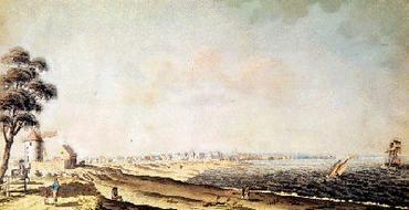 Trois-Rivières, en 1784