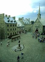Place Royale Reconstruction