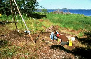 Archaeological Site, NS