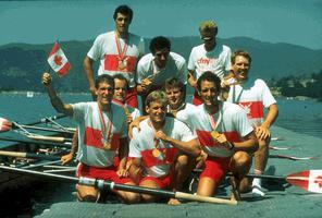 Équipe masculine en huit (1984)