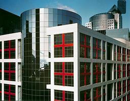 Canadian Broadcasting Centre, Exterior