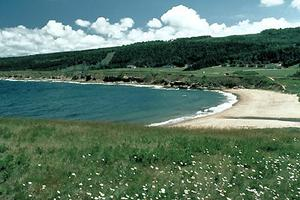 Cap-Breton, côte de l