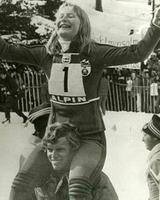 Kreiner, Kathy, skier