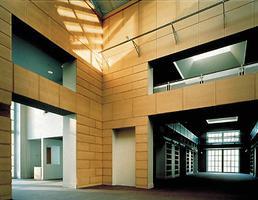 Canadian Centre for Architecture, Interior