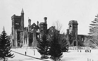 University College, 1917