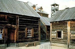 Fort Edmonton, lieu historique du