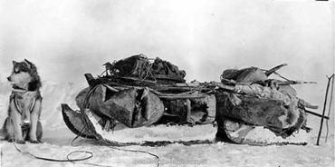 Traîneaux inuits