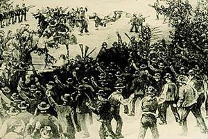 Anti-Greek Riot