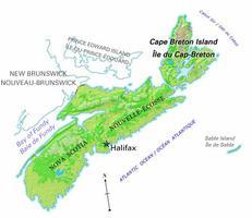 Cap-Breton, île du