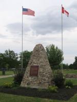 The Battle of Beaver Dams, Monument